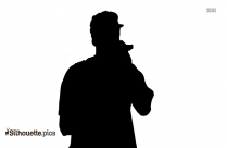 Miley Cyrus Silhouette Clipart