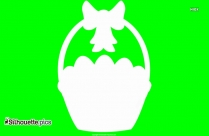 Empty Easter Basket ClipArt Best Silhouette