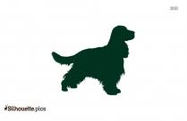 Rottweiler Dog Face Silhouette