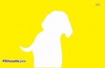 Finnish Spitz Breeds Dog Silhouette