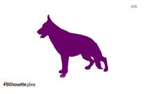 Chow Chow Dog Silhouette