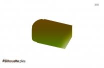 Eraser Silhouette,clip Art