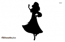 Disney Princess Belle Wallpaper And Background Photos Silhouette