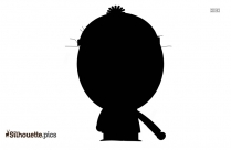 Evil Cartoon Characters Silhouette Free Vector Art