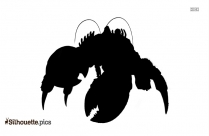 Lobster Hd Image Silhouette
