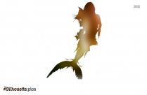Mermaid Image Silhouette