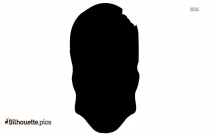 Evil Skull Symbol Silhouette