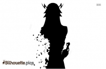 Fairy The Wind Walker Silhouette