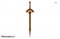 Falchion Fire Emblem Silhouette Illustration