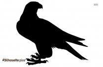 Cardinal Bird Wall Sticker Silhouette