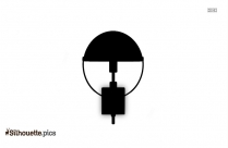 Faraday Wall Lamp Silhouette