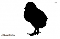 Farm Birds Silhouette Free Vector Art