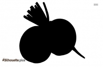 Potato Vegetable Silhouette