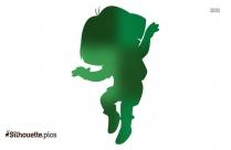 Cute Little Dora Silhouette