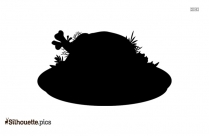 Non Veg Silhouette Image And Vector