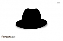 Sombrero Hat Silhouette Background