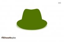 Fedora Hat Silhouette