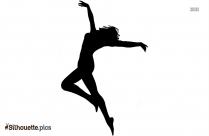 Flamenco Dancer Silhouette Art