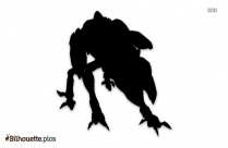 Fictional Character Silhouette Drawing