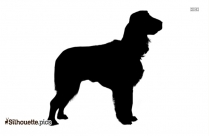 Bull Terriers Dog Silhouette