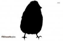 Singing Birds Clip Art Silhouette