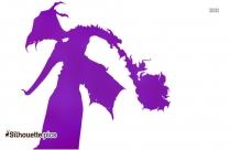 Free Bearded Dragon Silhouette