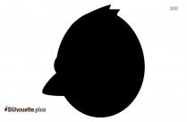 Pit Bull Bird Silhouette