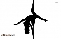 Fitness Woman Silhouette Pictures