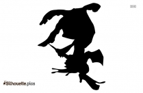 Sid Ice Age Character Silhouette