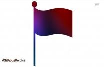 Flag Icon Transparent Silhouette