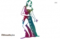 Flamenco Dancer Clipart Silhouette