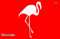 Flamingo Wallpaper Silhouette