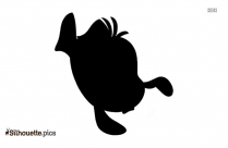 Southern Flounder Silhouette