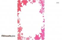Decorative Page Borders Silhouette Free Vector Art