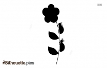 Flowers Silhouette