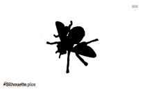 Butterfly Silhouette Drawing Image And Vector Graphics