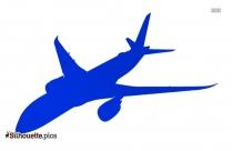 Aeroplane Clipart Silhouette Art