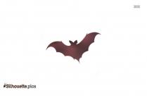 Bat Emoji Silhouette Picture