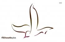 Tweety Bird Silhouette Clip Art