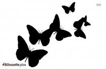 Butterfly Art Silhouette Clip Art