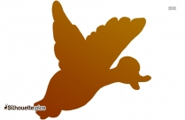 Duck Silhouette Image