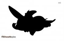 Pokemon Pachirisu Silhouette