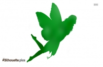 Tinkerbell Drawings Silhouette Art