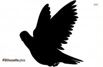 Tribal Raven Tattoo Design Silhouette