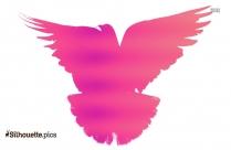 Cartoon Bird Silhouette Image And Vector