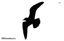 Flamingos Birds Flying Silhouette For Download