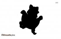 Luigi Super Mario Silhouette