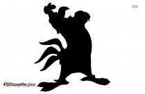 Foghornleghorn Silhouette