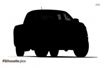 Ford Lightning Silhouette Vector And Graphics