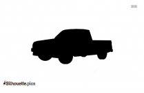 Ford Truck Silhouette Background